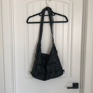 Slouchy Hobbo Bag with ALL the Pockets